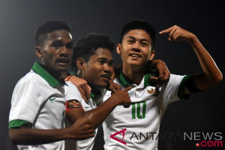 Indonesia tantang Thailand di final AFF U-16