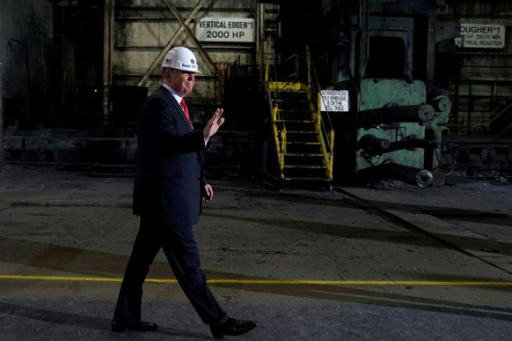 AS-Turki semakin panas seusai pemberlakuan tarif logam
