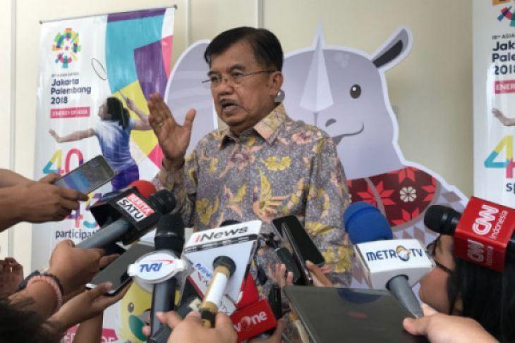 JK tolak undangan Jokowi hadiri deklarasi