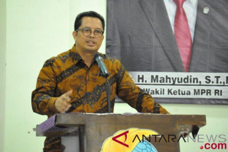 Mahyudin tegaskan Pancasila jalan tengah untuk persatukan bangsa