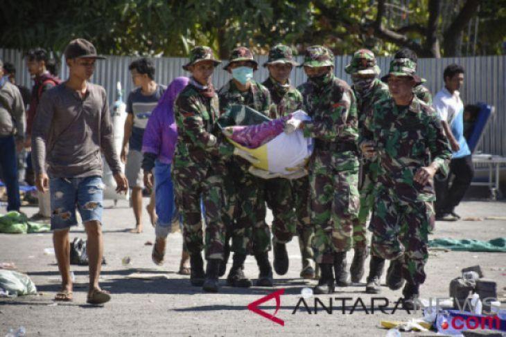 Sekjen PBB ungkap kesedihan atas gempa di Indonesia