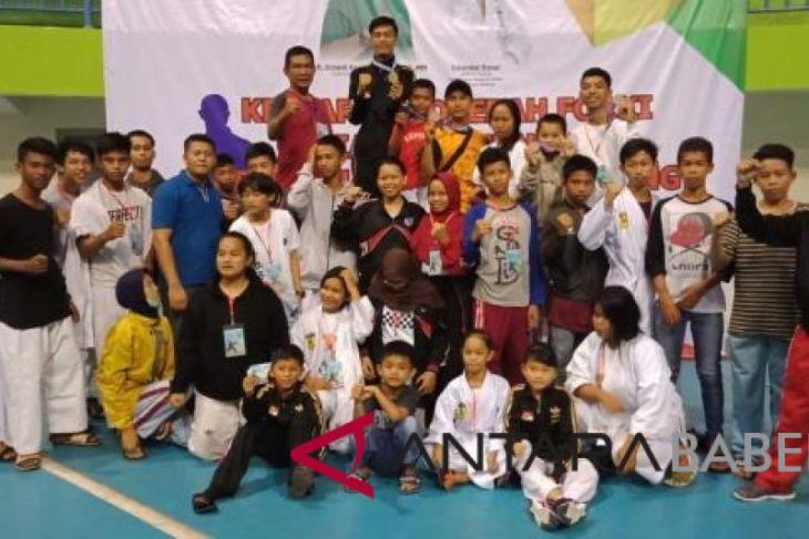 Inkai Ranting Timah Baporseni rebut tujuh medali