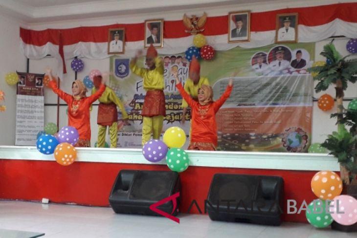 Pemkab Bangka Barat beri ruang kreasi anak berkebutuhan khusus