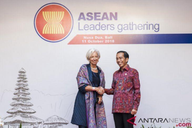 ASEAN Leaders Gathering IMF-WB