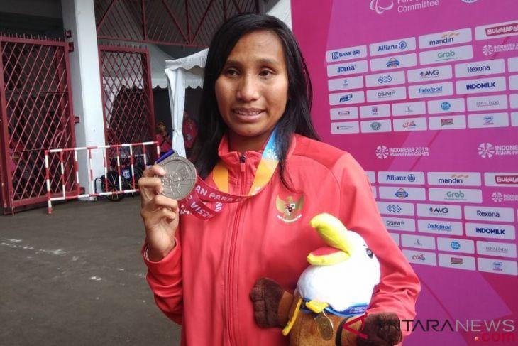 Daftar perolehan medali Asian Para Games (Kamis sore)