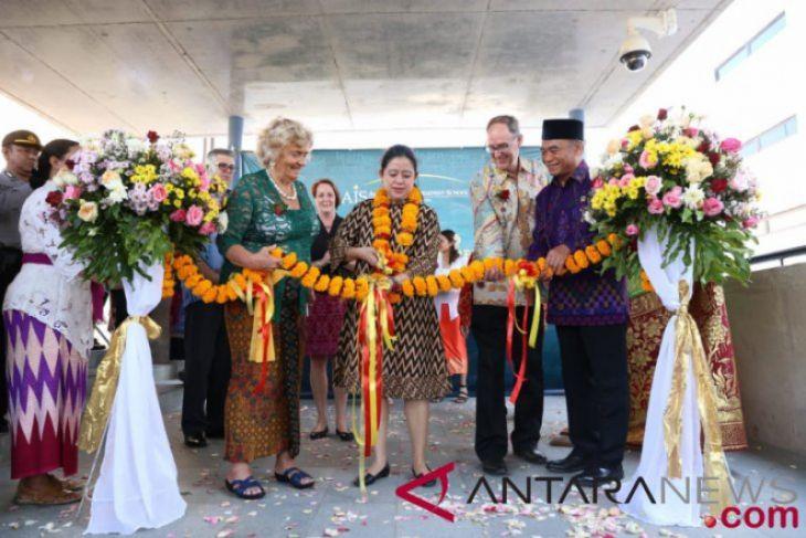 Menko PMK resmikan kampus baru AIS di Bali