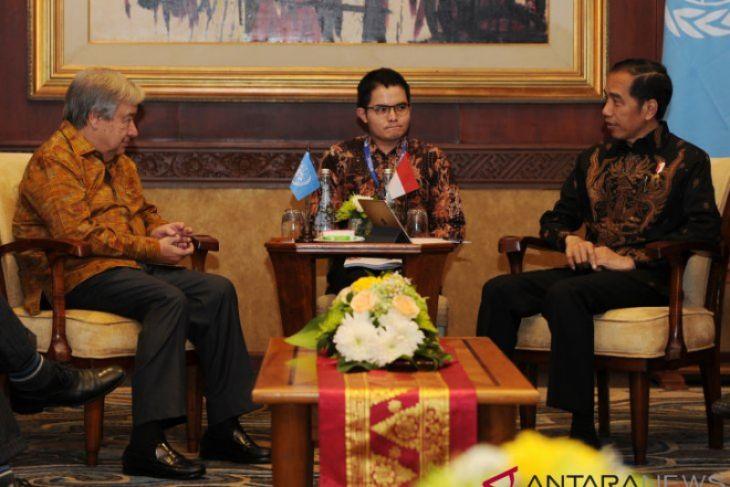 Pertemuan Bilateral Indonesia-PBB IMF-WB