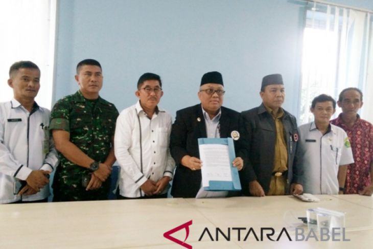 Tokoh lintas agama Bangka Belitung deklarasikan pilkada damai