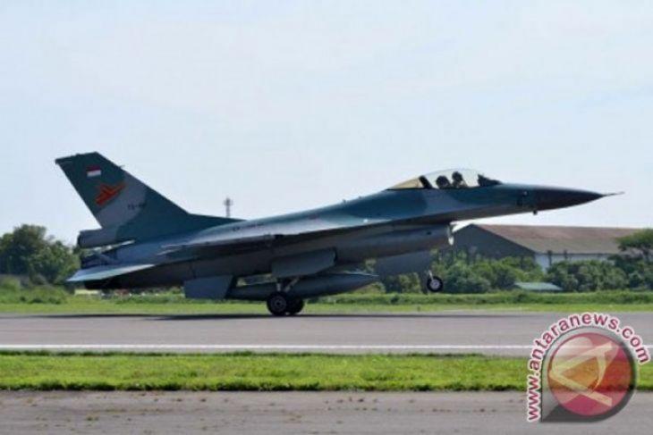 TNI AU usir pesawat asing langgar udara NKRI