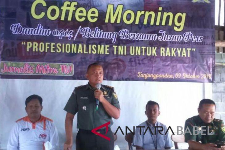 Dandim ajak masyarakat jaga kondusifitas jelang Pemilu 2019