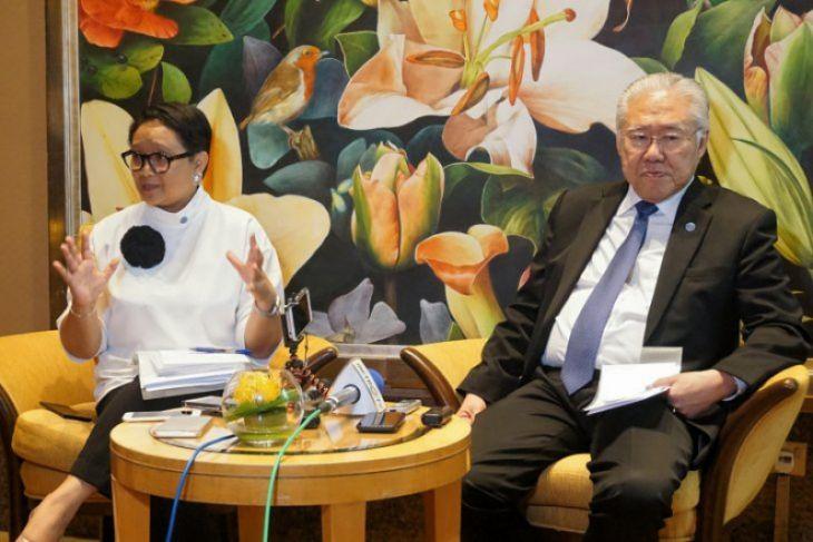 Indonesia akan jadi koordinator kerja sama Asean-Rusia