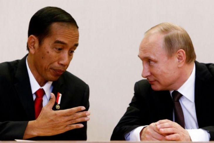 Jokowi-Putin akan bertemu di sela-sela KTT ASEAN