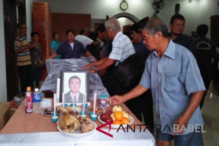 Hendra korban Lion Air jatuh tinggalkan dua anak