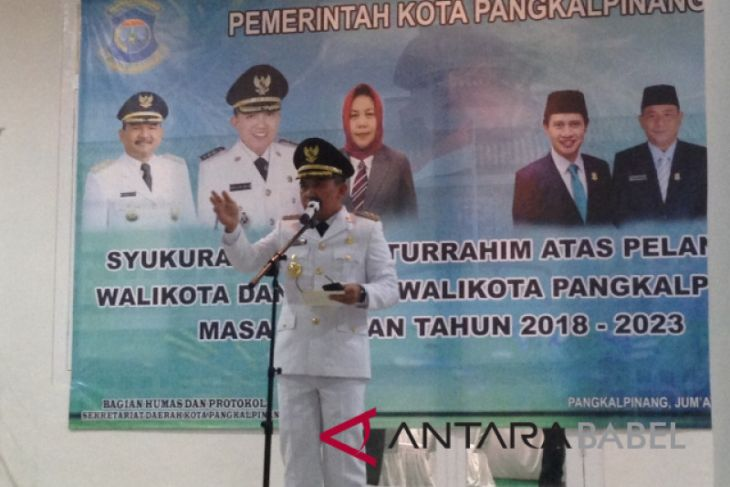 1.200 warga Pangkalpinang belum miliki surat nikah