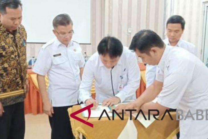 Balai POM dan Pemda Bangka Selatan jalin kerjasama