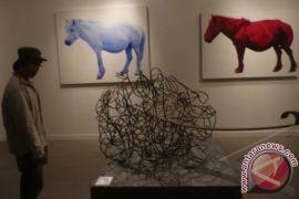 Lukisan Tiga Dimensi Daya Tarik Pengunjung Museum (Video)