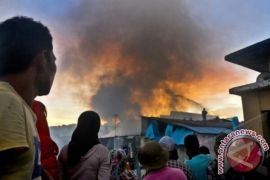 Pemkot perhatikan pedagang pasca-kebakaran Pasar Anyar