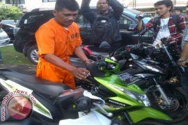 Polresta Denpasar tangkap residivis pencurian kendaraan bermotor