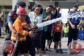 Ratusan anak PAUD di Badung diajari