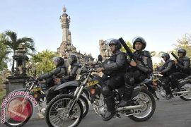 Jelang Lebaran, 1.830 personel Polda Bali patroli rumah kosong