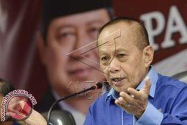 Majelis Tinggi Demokrat rapat di rumah SBY