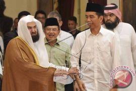 Presiden Bertemu Imam Masjidil Haram