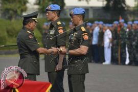 Mayjen TNI Andika Perkasa Resmi Jabat Danpaspampres