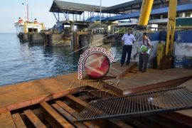 ASDP Padangbai: satu dermaga terdampak arus kuat