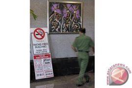 Kepatuhan terhadap Perda KTR di Bali menurun