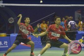 Dua wakil Indonesia ke final turnamen bulu tangkis Malaysia