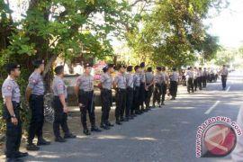 1.907 personel Polresta Denpasar siap atur pawai ogoh-ogoh