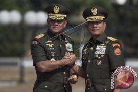 Jenderal Gatot Nurmantyo Resmi Jabat Panglima TNI