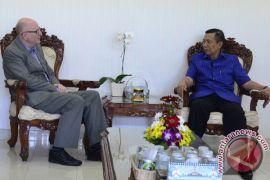 Soal Gunung Agung, Gubernur Bali Akan Undang Perwakilan Negara Sahabat