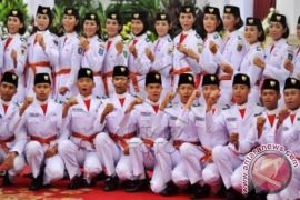 Sekda Denpasar minta Paskibraka berperan aktif