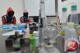 Polresta denpasar tahan lima pengedar narkoba