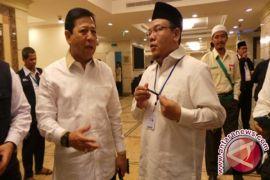 Ketua DPR-RI Manfaatkan Undangan Raja untuk Lihat Kondisi Jamaah