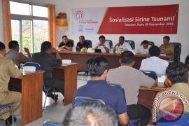 BMKG bantu sembilan sirine tsunami untuk Bali