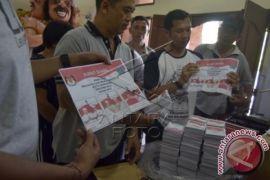 KPU Bali terjunkan 10.179 petugas pemuktahiran pemilih