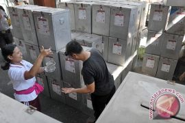 Bawaslu Bali khawatirkan distribusi logistik di Jembrana
