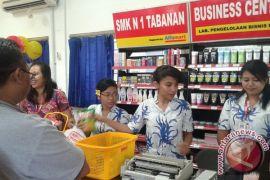 Polres Badung selidiki perampokan Indomart