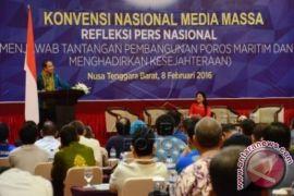 Media Konvensional disorot dalam pembentukan opini lewat