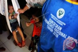 Ratusan balita ikuti posyandu Denpasar