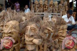 BPS: ekspor patung dari Bali naik