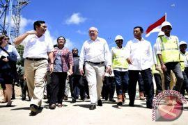Luhut dan Wiranto Kunjungi Perbatasan RI-PNG