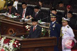 Presiden akan sampaikan kinerja lembaga negara