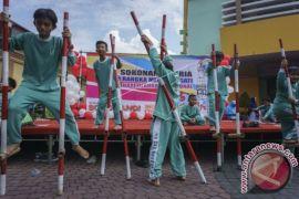 15 atlet Denpasar ikuti