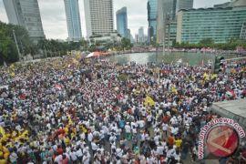 HMI Klarifikasi Pencatutan Atribut Parade