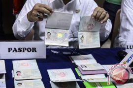 Paspor palsu, Warga Srilanka dituntut satu tahun