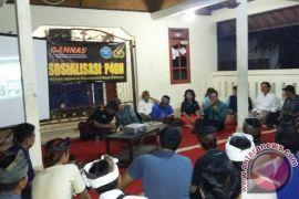 Airi edukasi pelajar-masyarakat Bali tentang bahaya narkotika