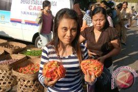 Inflasi perdesaan Bali lebih besar dari nasional